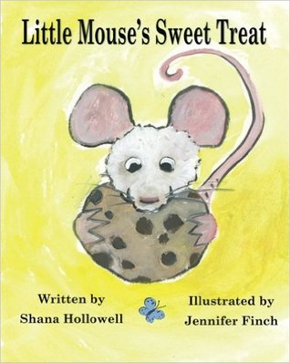 Cover art of Little Mouse's Sweet Treat