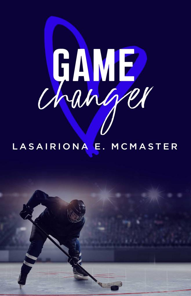 Cover art of Game Changer by Lasairiona McMaster