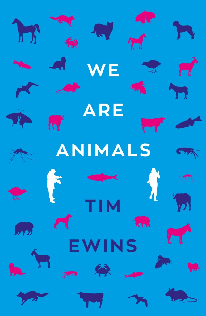 Cover art of We Are Animals by Tim Ewins