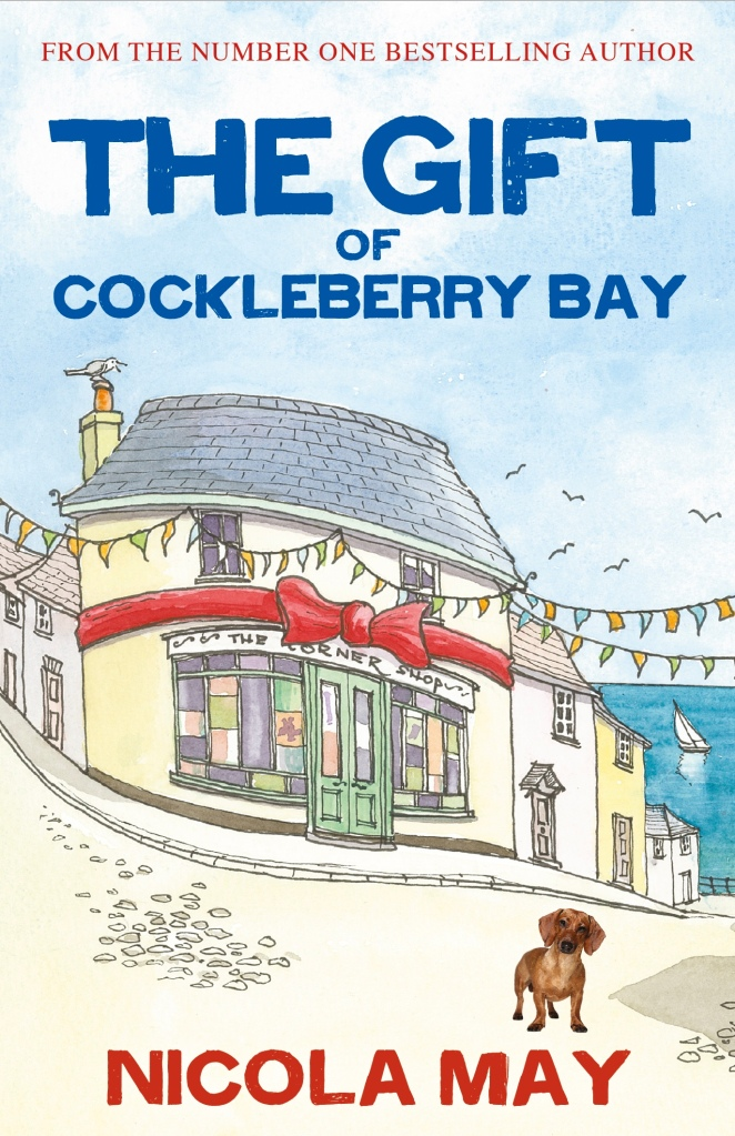 Cover of The Gift of Cockleberry Bay by Nicola May
