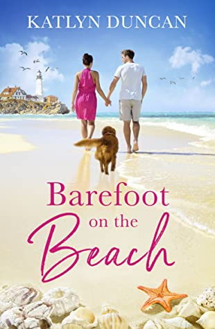 Barefoot on the Beach Katlyn Duncan cover