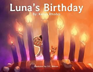 Luna's Birthday cover