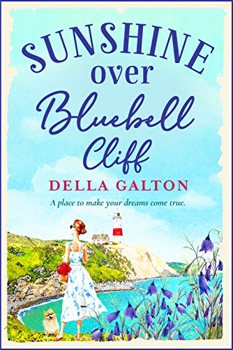 Cover art of Sunshine over Bluebell Cliff by Della Galton