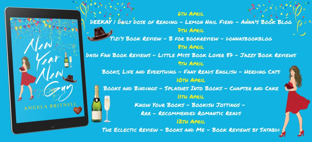New Year New Guy blog tour banner