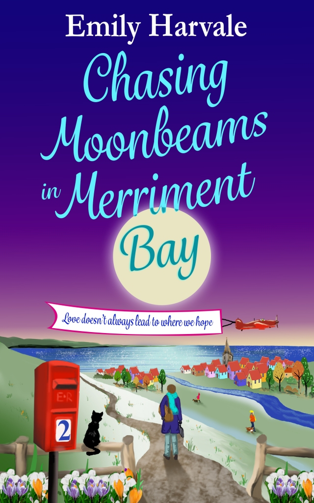 Chasing Moonbeams in Merriment Bay cover
