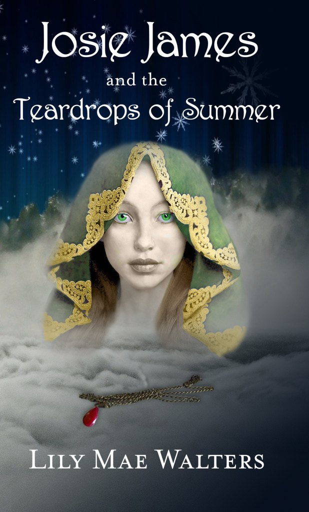 Josie James and the Teardrops of Summer cover