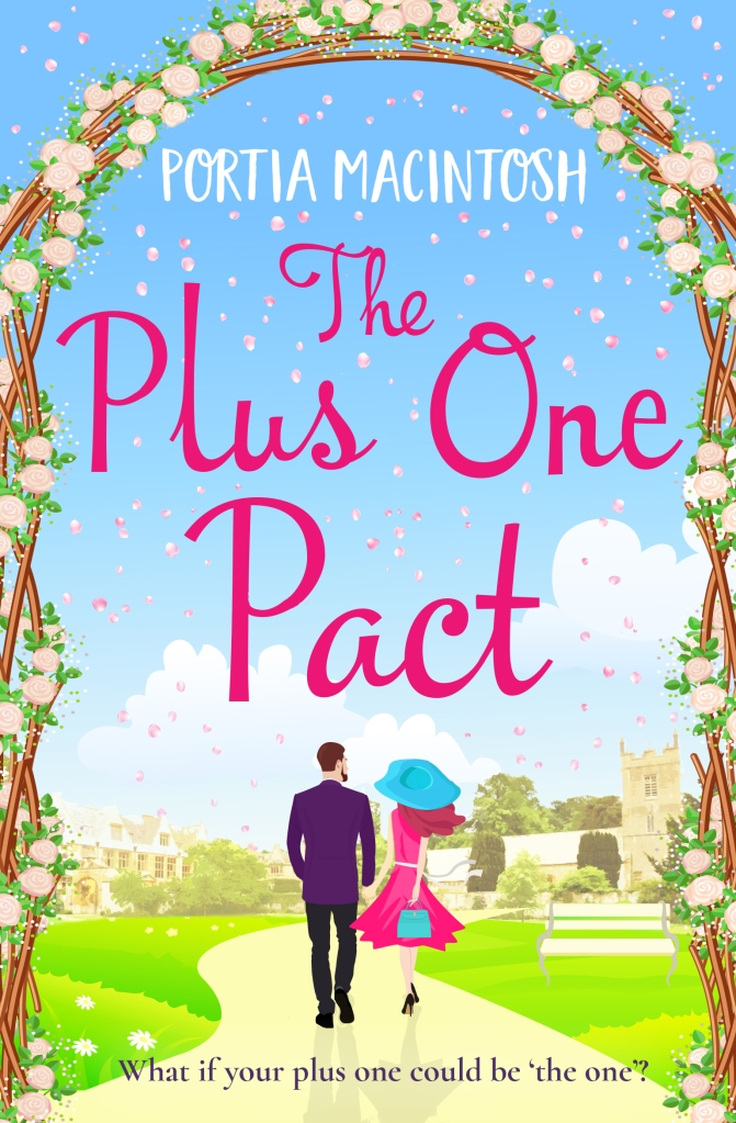 The Plus One Pact cover