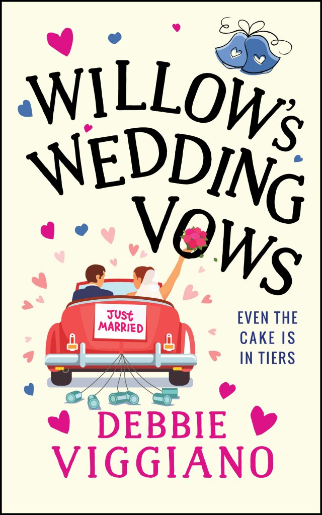 Willow's Wedding Vows cover