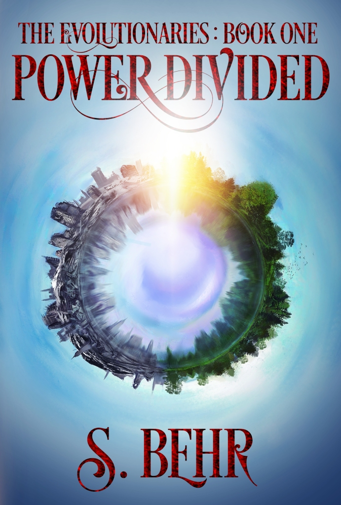 Power Divided cover