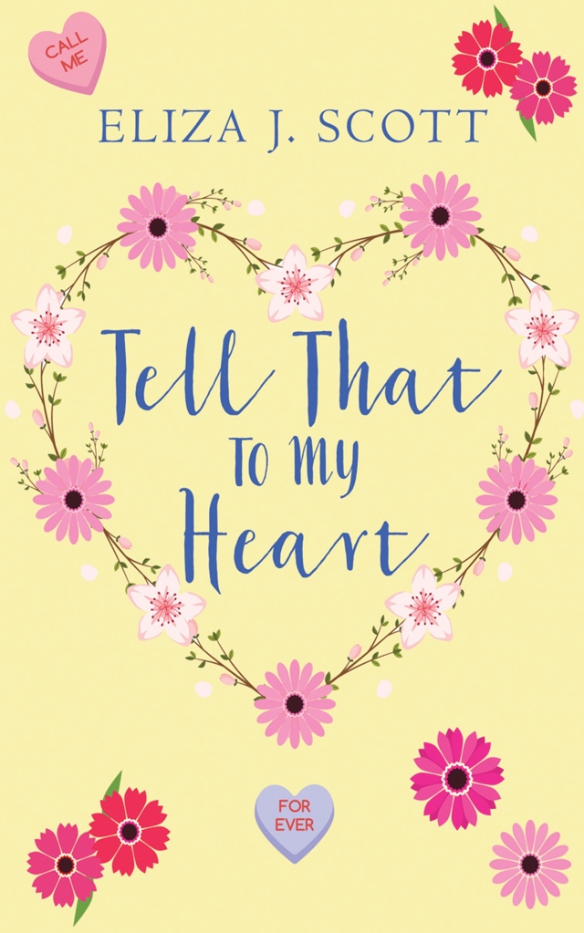 Tell That to My Heart cover