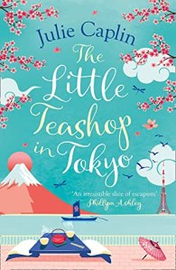 The Little Teashop in Tokyo cover