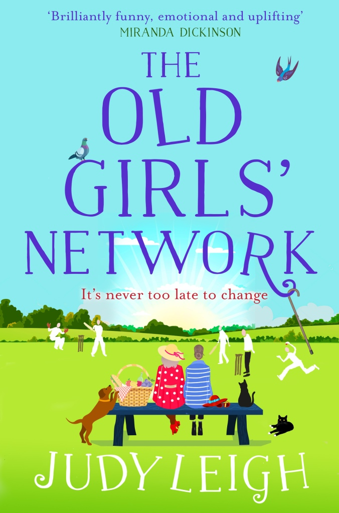 The Old Girls' Network cover