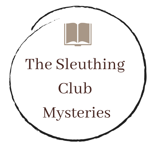 The Sleuthing Club Mysteries logo