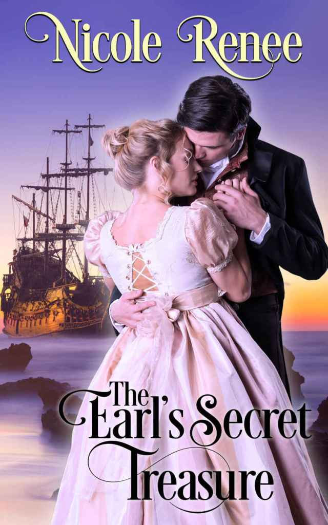 The Earl's Secret Treasure cover