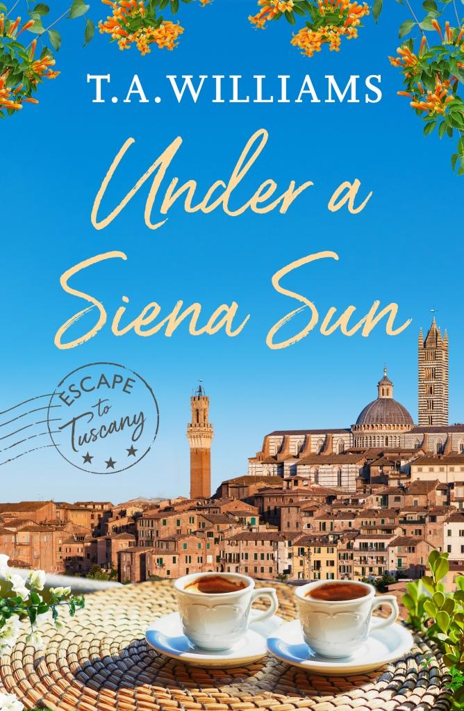 Under a Siena Sun cover