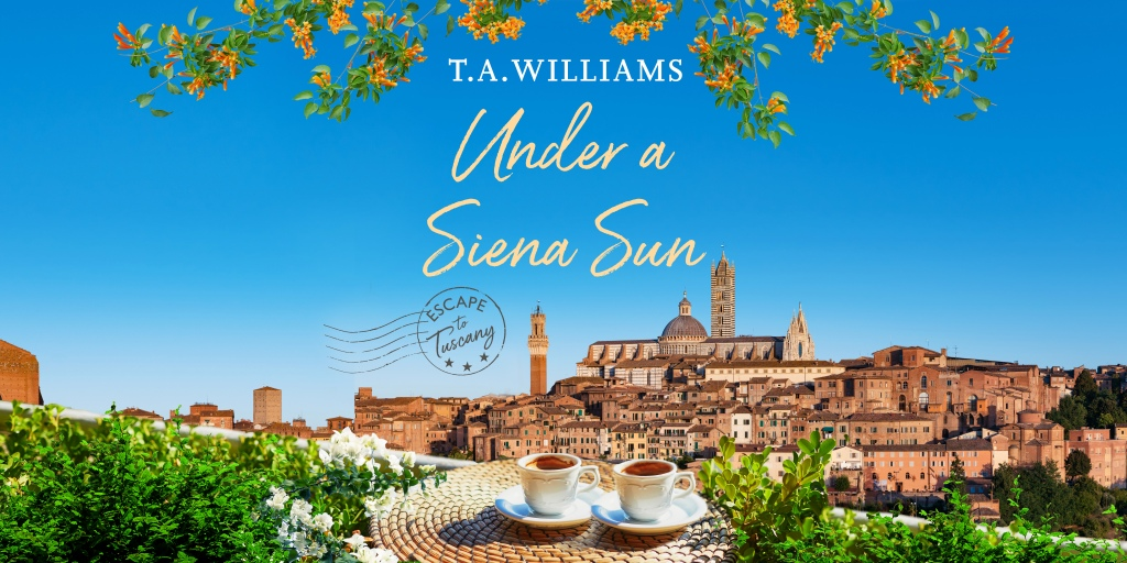 Under a Siena Sun landscape