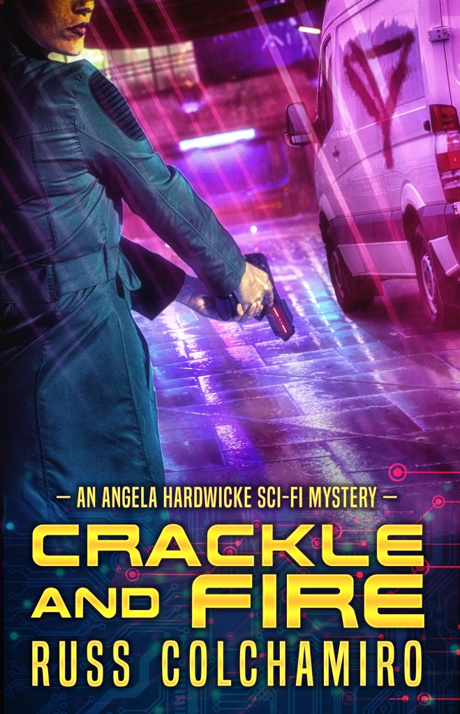 Crackle and Fire cover
