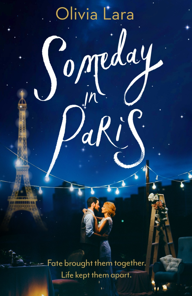 Someday in Paris cover