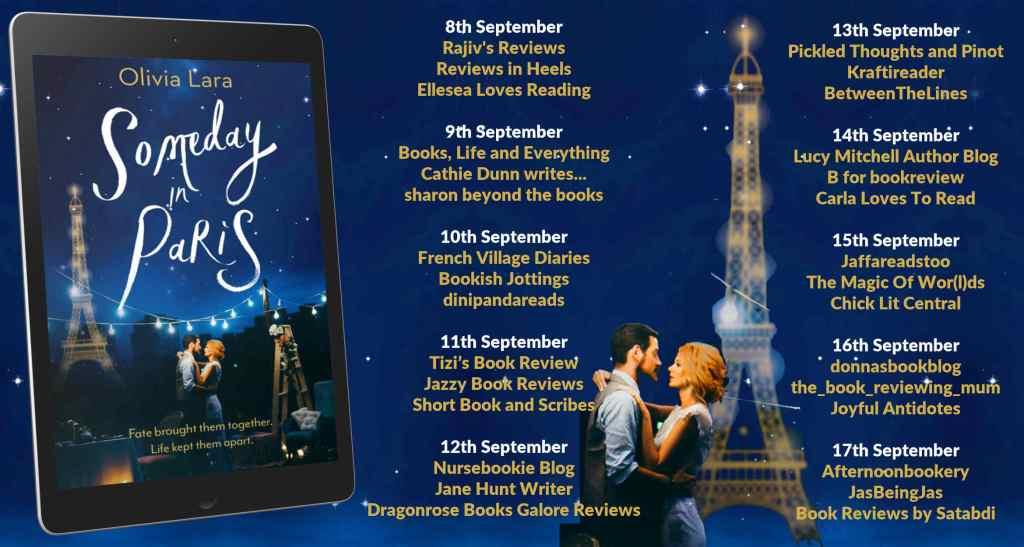Someday in Paris full tour banner