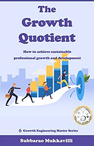 The Growth Quotient cover