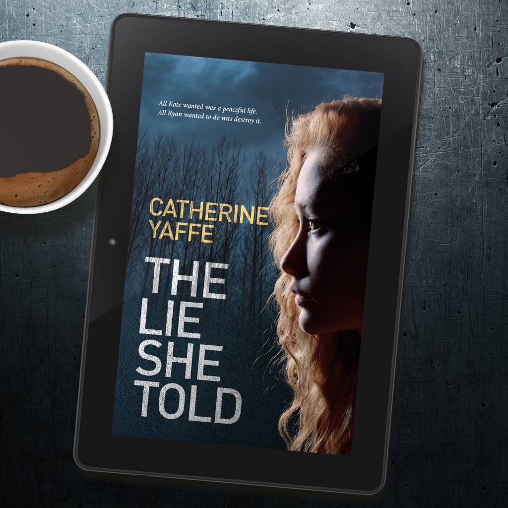 The Lie She Told cover