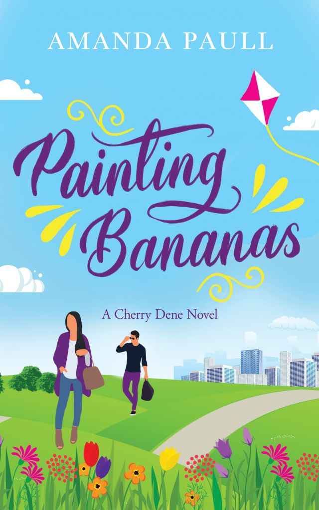 Painting Bananas front cover