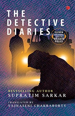 The Detective Diaries cover