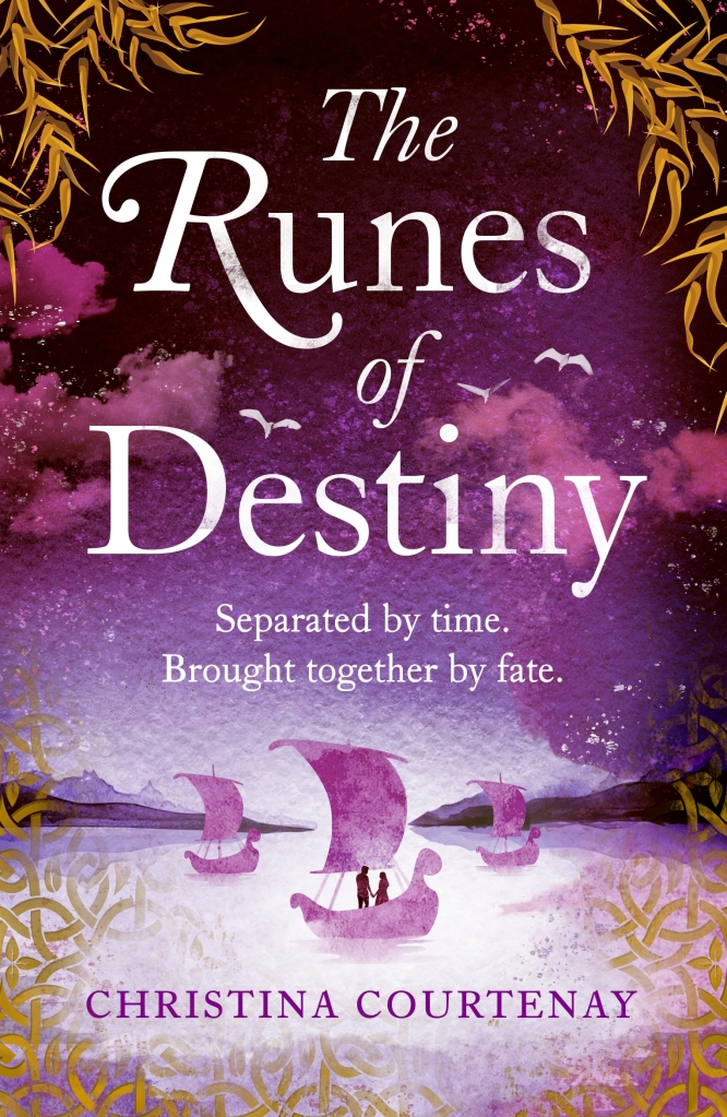 The Runes of Destiny front cover