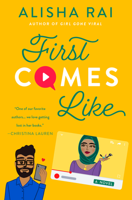 First Comes Like front cover