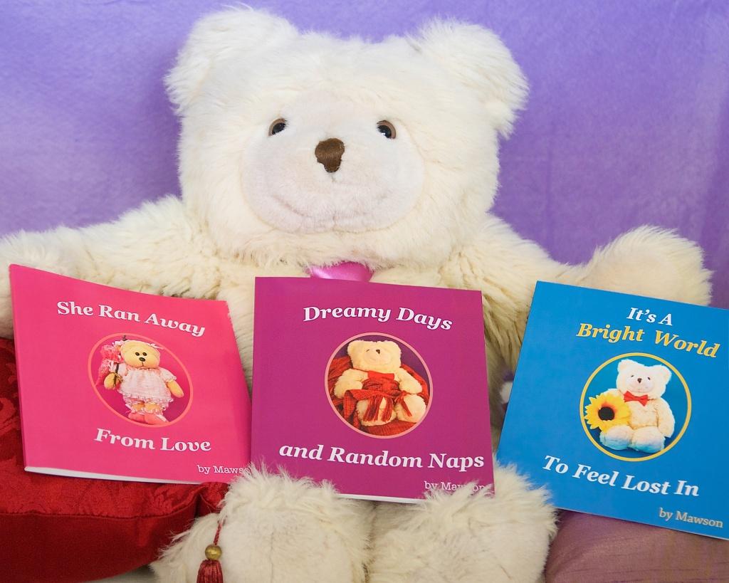 Books by Mawson