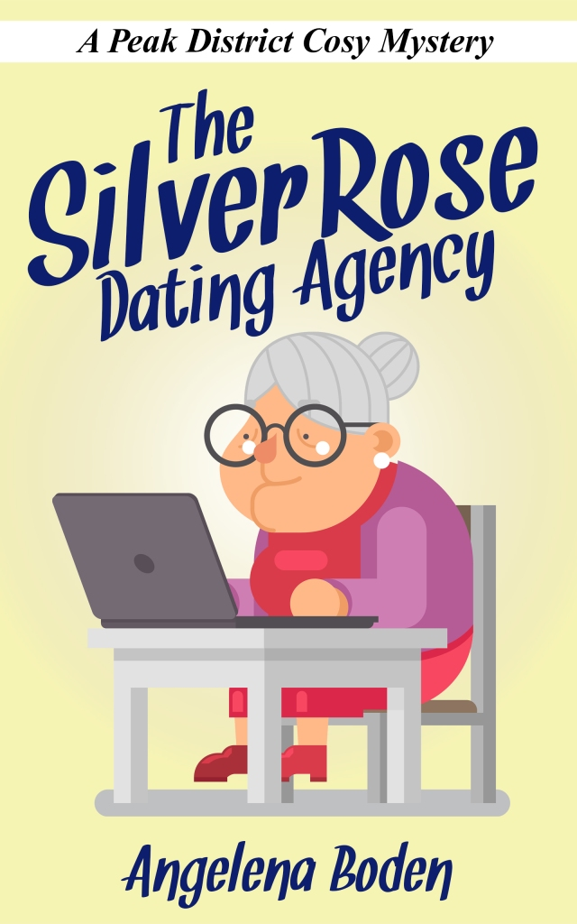 The Silver Rose Dating Agency front cover