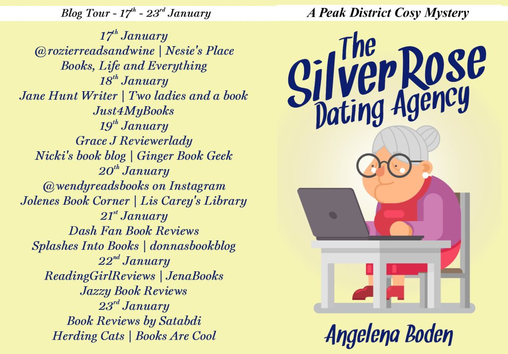 The Silver Rose Dating Agency full tour schedule