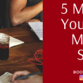 Content Marketing Strategy Mistakes