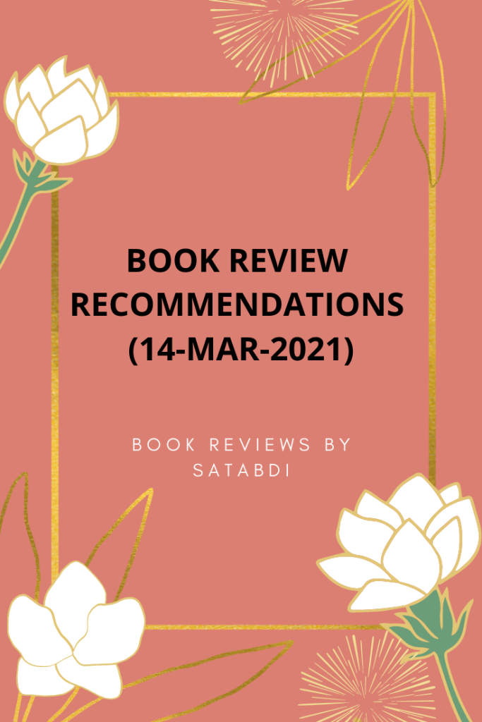 Book review recommendations