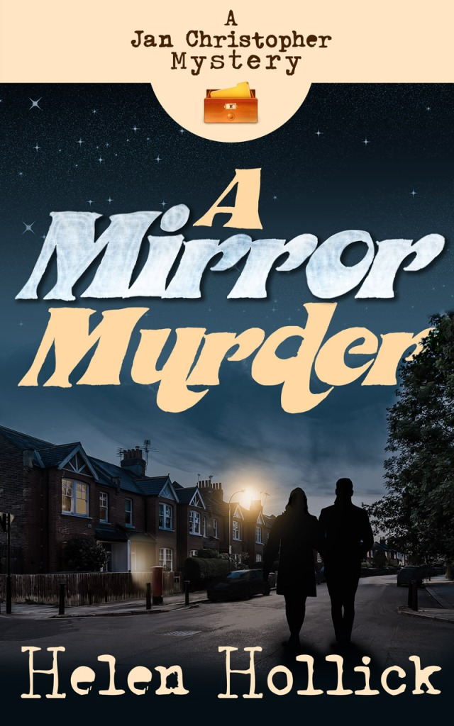 A Mirror Murder front cover