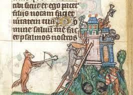 Medieval Marginalia