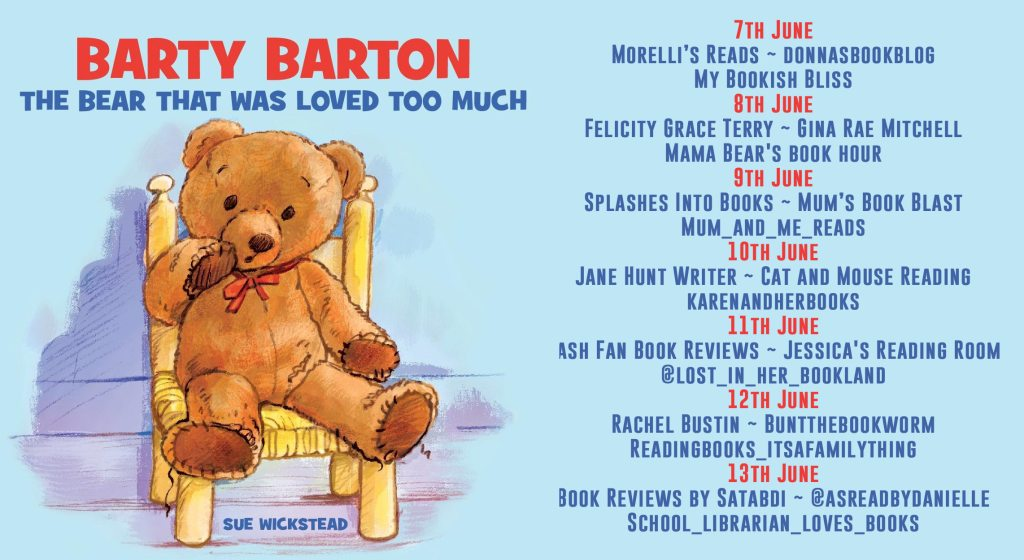 Barty Barton full tour schedule