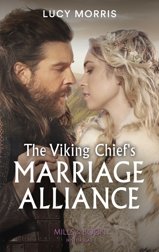 The Viking Chief's Marriage Alliance front cover