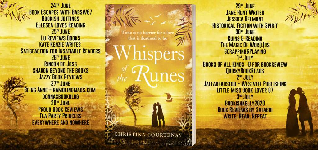 Whispers of the Ruins tour schedule