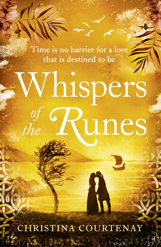 Whispers of the Runes Christina Courtenay