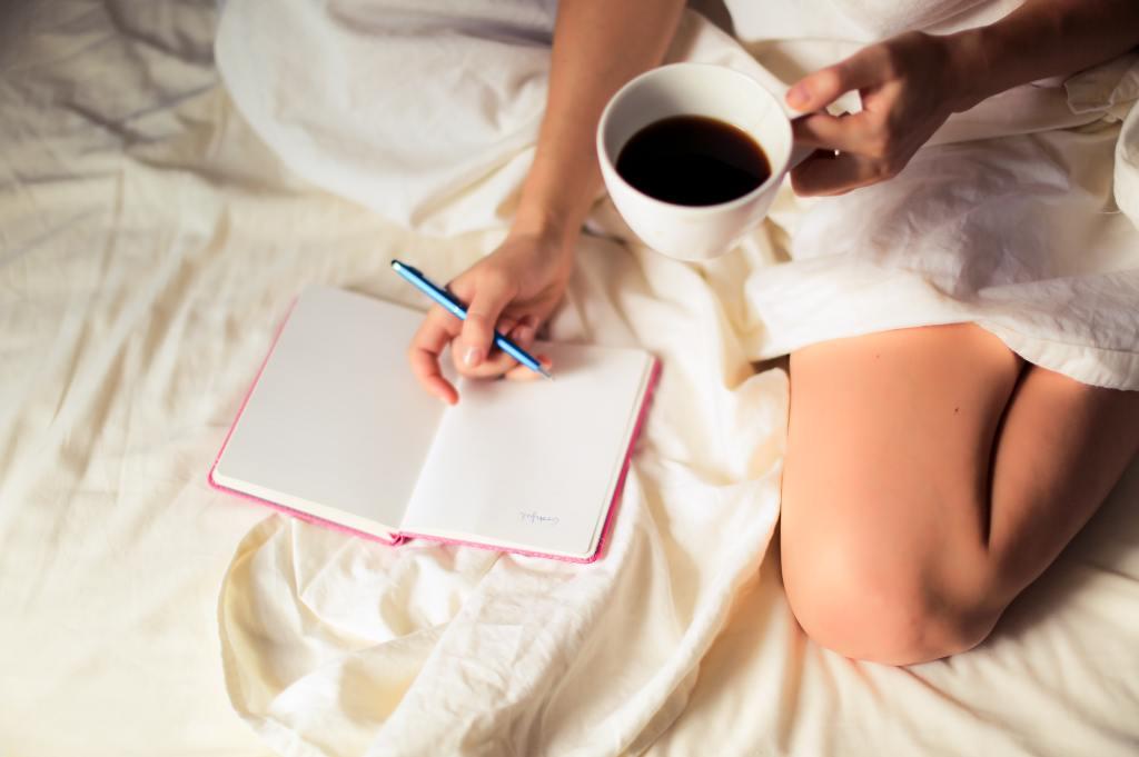 Gratitude journal for abundance mindset