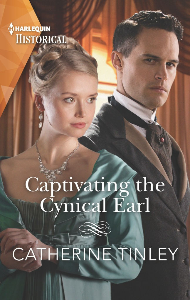 Captivating the Cynical Earl front cover
