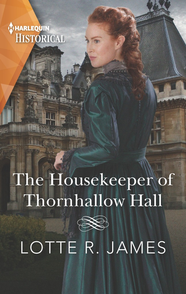 The Housekeeper of Thornhallow Hall cover
