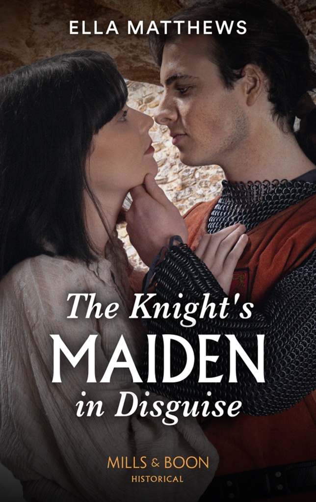 The Knight's Maiden in Disguise front cover
