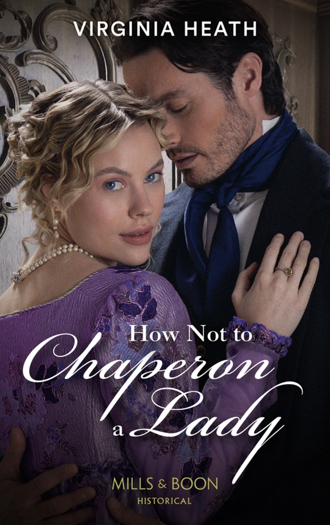 How not to chaperon a lady cover
